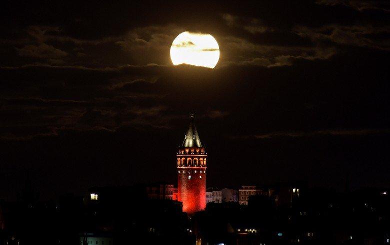 القمر اليوم