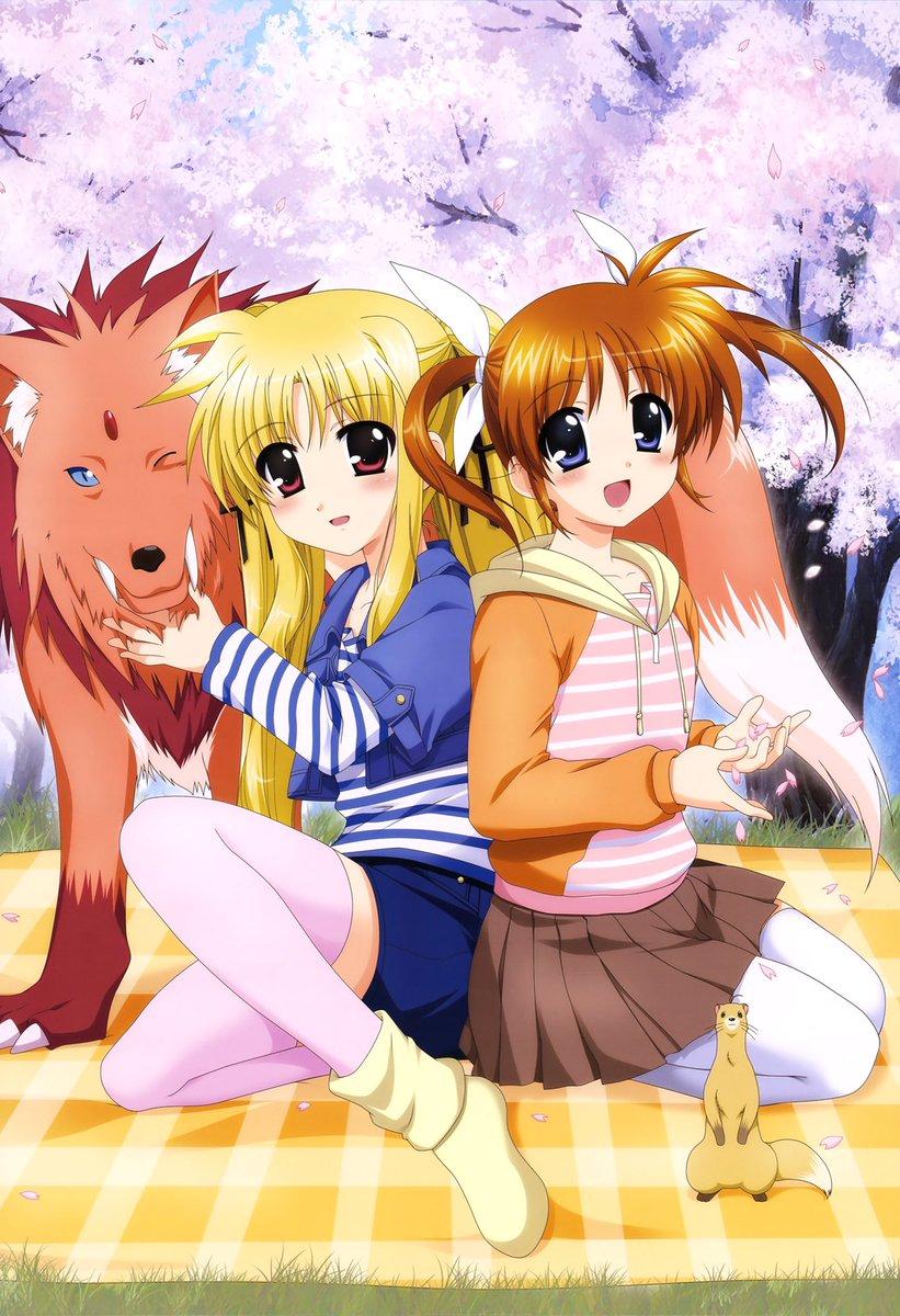 歴代なのはシリーズはすべて神作!!#魔法少女リリカルなのは #リリカルなのは好きと繋がりたい #NANOHA