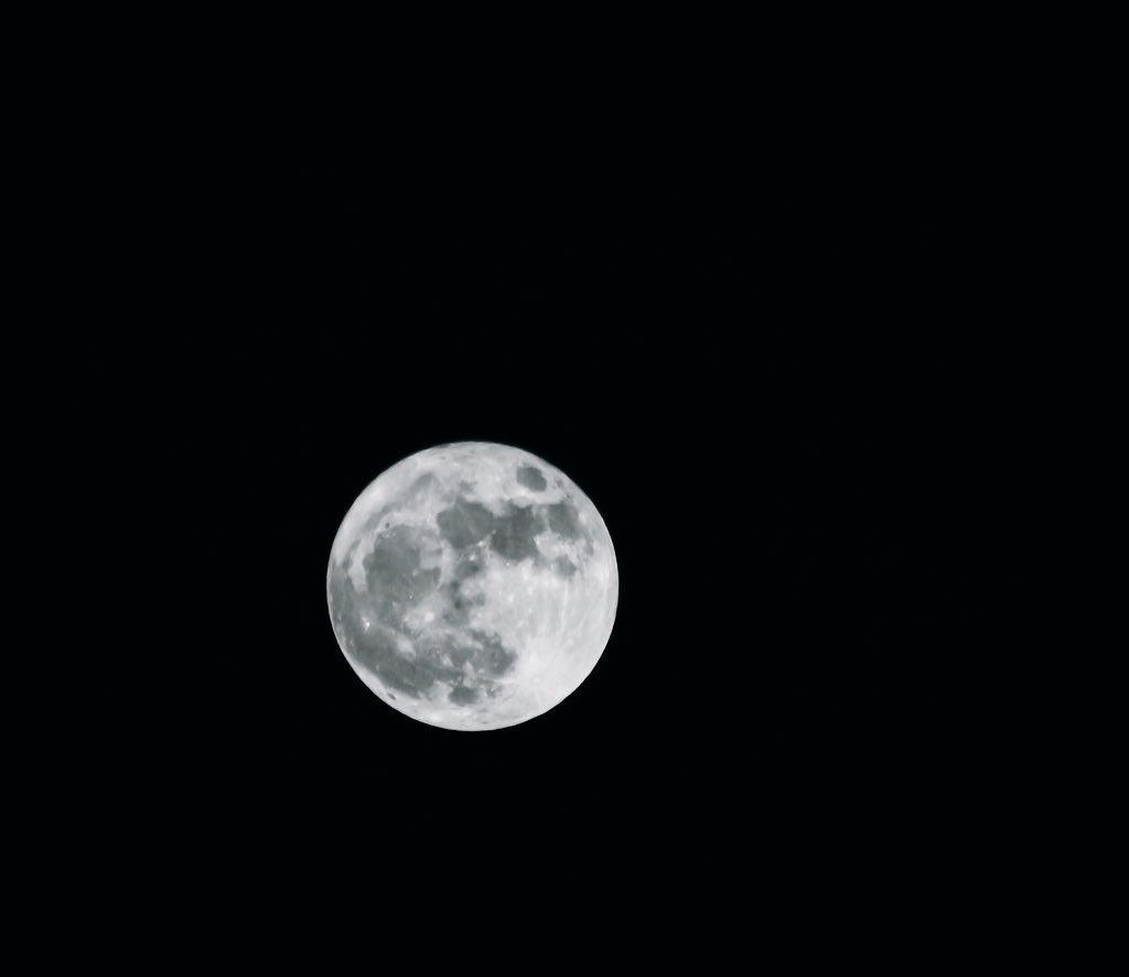 قمر اليوم