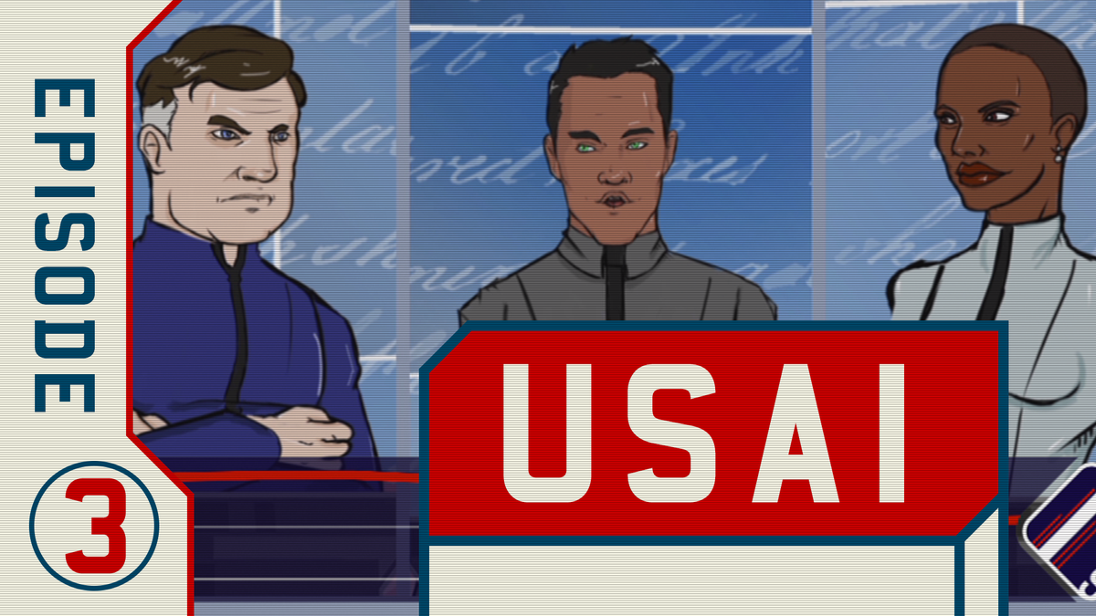 """RT @hitRECord: And now, episode 3 of our """"USAI"""" animated series… https://t.co/M18UrktFC1 https://t.co/ehTQJNBjX6"""