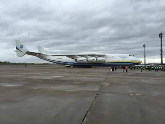 #Antonov225: Antonov 225