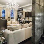 Plush Mayfair mansion of late fashion designer Alexander McQueen goes on sale for a cool £8.5 MILLION
