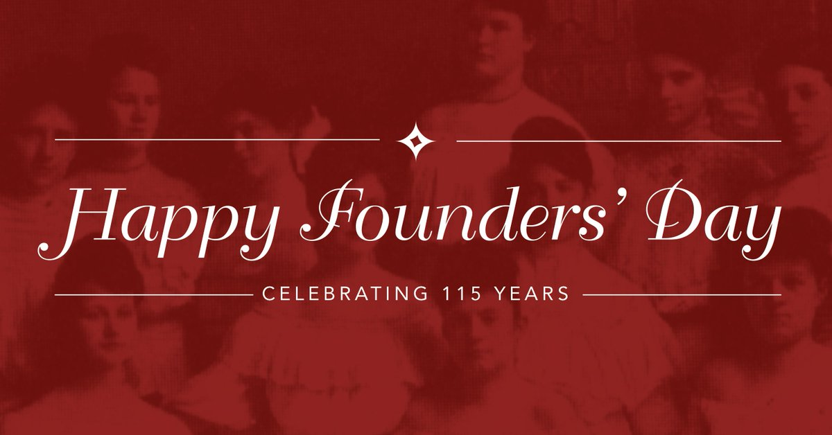 Happy Founders' Day Alpha Sigma Alpha! #joyouslylive https://t.co/9O5TfSkd9A