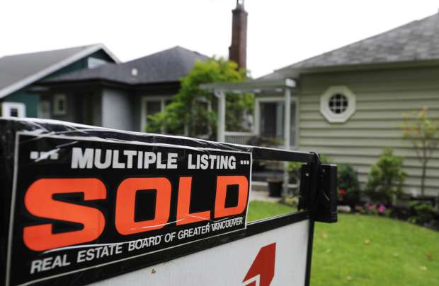 Canadian Real Estate Association says Oct. homes sales hit record
