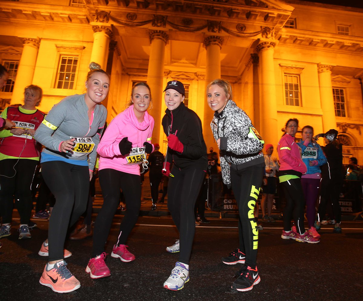 This time tomorrow, we'll be lining up for @TheRunInTheDark. Can't wait to hit the streets Who's running? #MyAwesome https://t.co/fKqtqMDZ2t