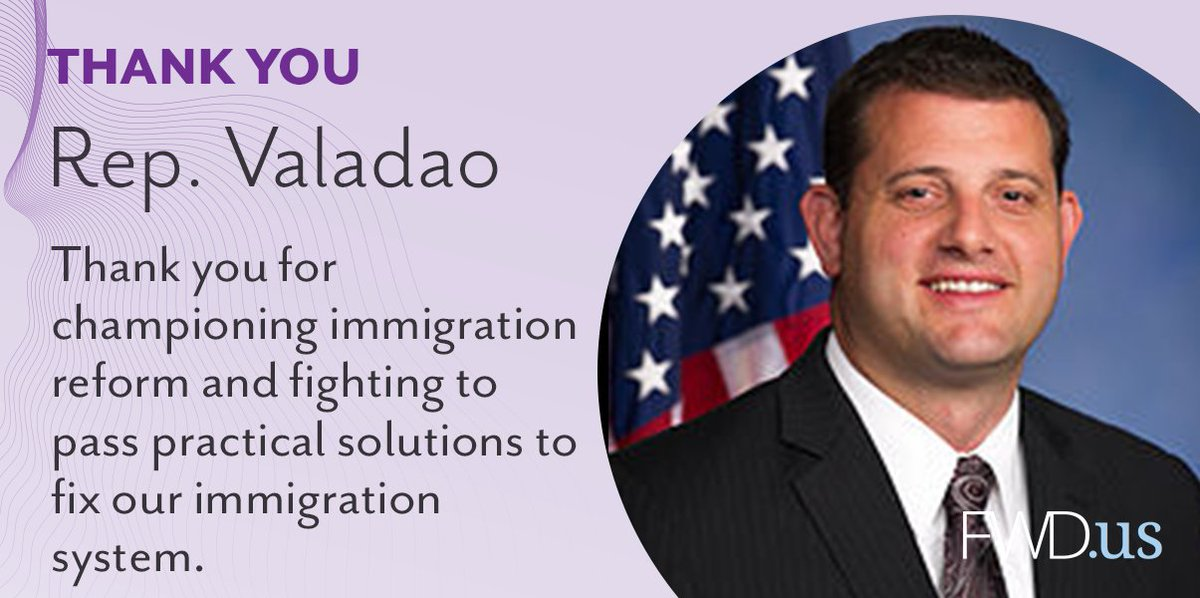 TY @RepDavidValadao for fighting to fix our broken #immigration system! #Election2016 #ElectionNight