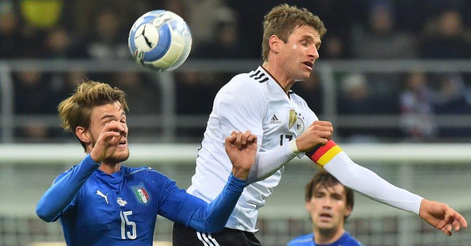 Itália x Alemanha