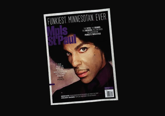 Our Prince issue—65 pages celebrating the funkiest Minnesotan ever. Hitting mailboxes this week and newsstands soon! https://t.co/E5xD6LQfTL