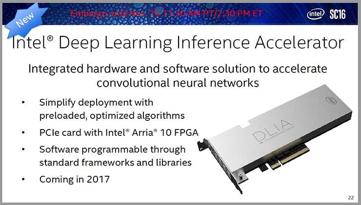 Intel Unveils #FPGA to Accelerate Neural Networks  https://t.co/HyDaK83Nrs #SC16 #AI https://t.co/Jz22OgzM8n