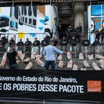 Rio State Officials Seek Aid from Private Banks