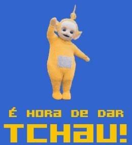 Tchau João