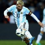 Messi puts Argentina back on track