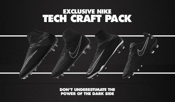 Back in Black. ⚒☑️Tech Craft returns with premium Algeria; https://t.co/wNcSggFKIP  #Nike #Football https://t.co/dnkmjzCTZA