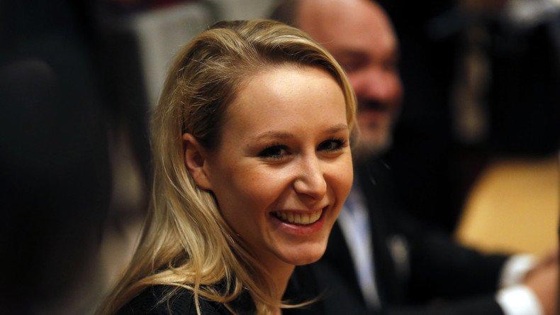 En visite à #Moscou, @Marion_M_Le_Pen met en avant «le destin commun» de la #France et de la #Russie, la suite sur https://t.co/5pXYdUssYr