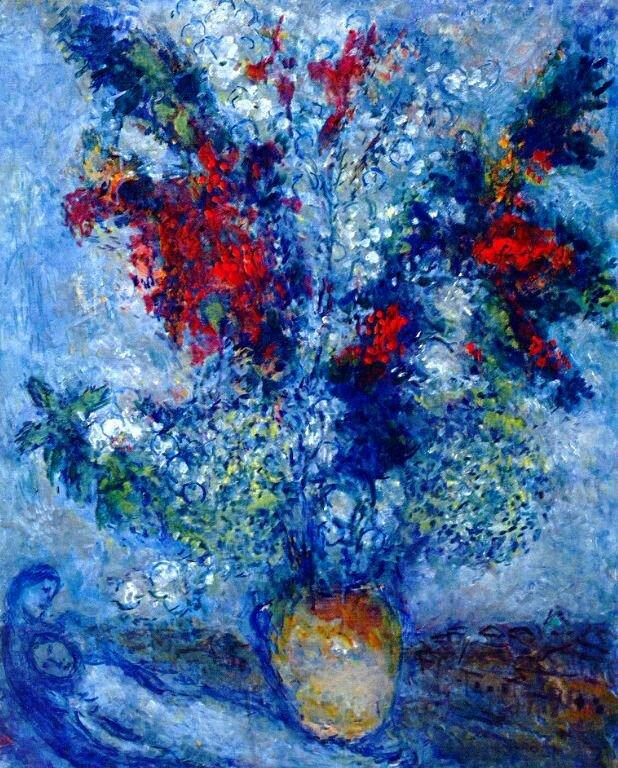 Marc Chagall https://t.co/upfKQjei3F