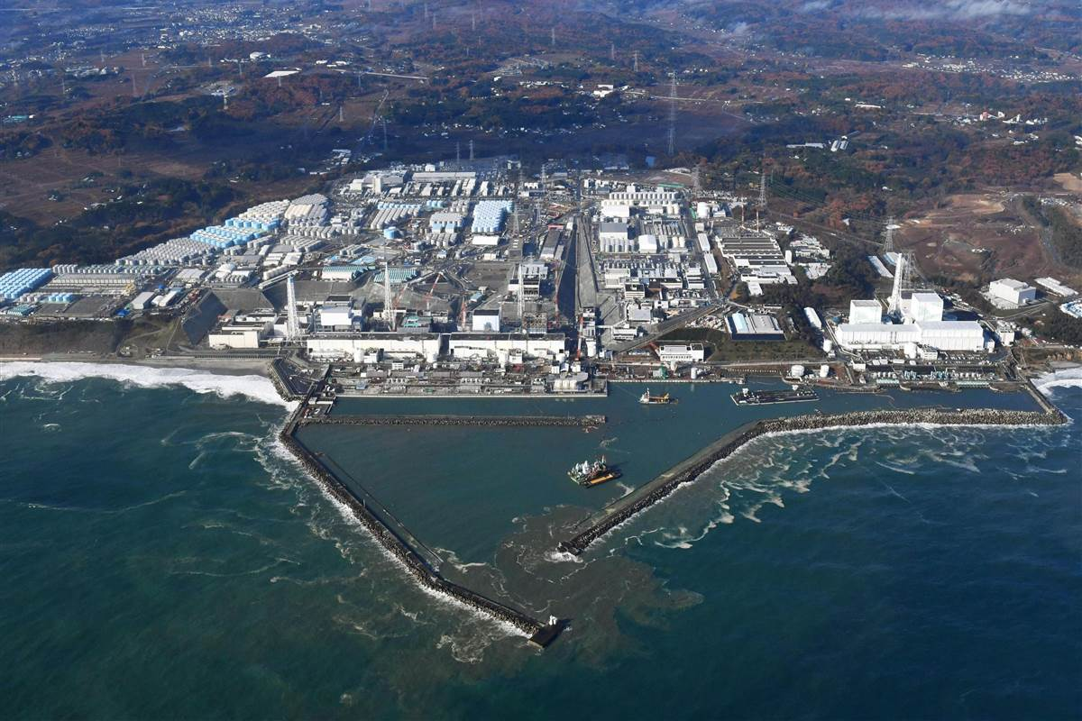 Another earthquake hits near Fukushima — no tsunami warning issued