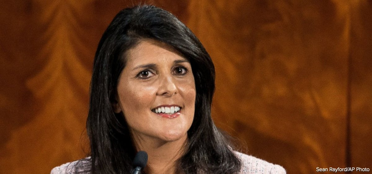 What to expect when Nikki Haley goes to the United Nations: