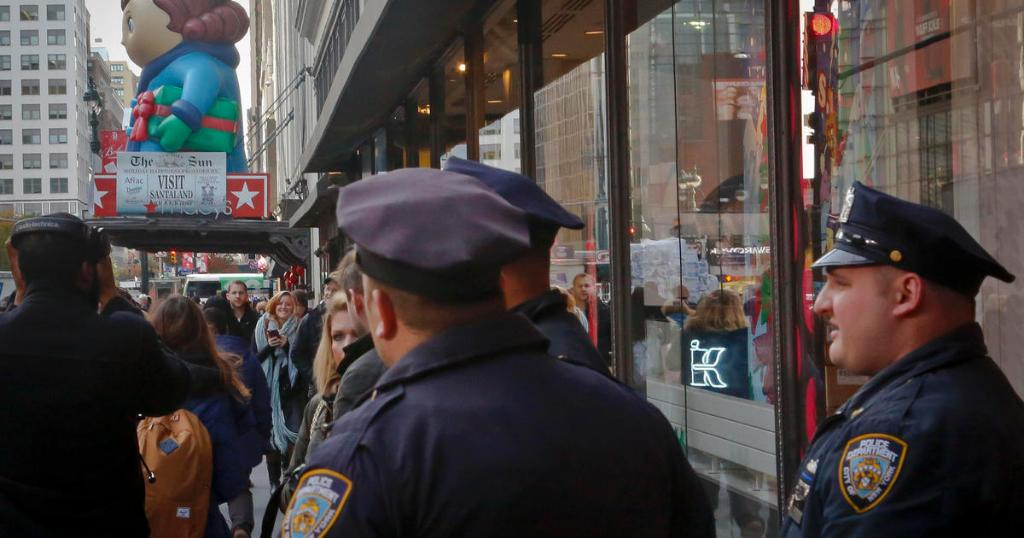 NYC officials ramp up security for Macy's Thanksgiving Day parade