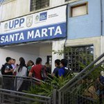 Rio's Santa Marta UPP Targeted With Violence