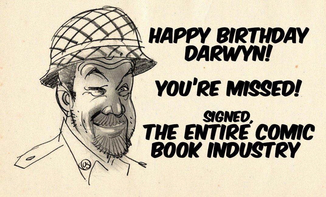 We miss you Dar! https://t.co/YpJM8APVhS
