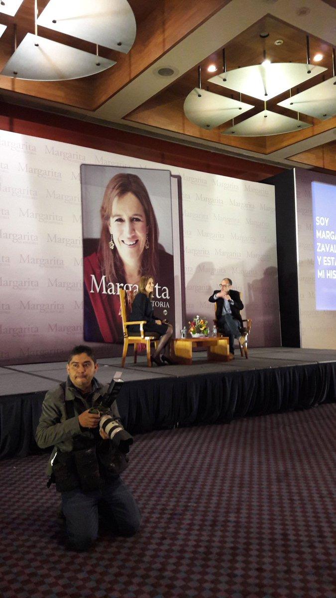 El libro Mi Historia de Margarrita refleja su congruenca, sencillez y su gran capacidad. https://t.co/lZdlYgjGOI