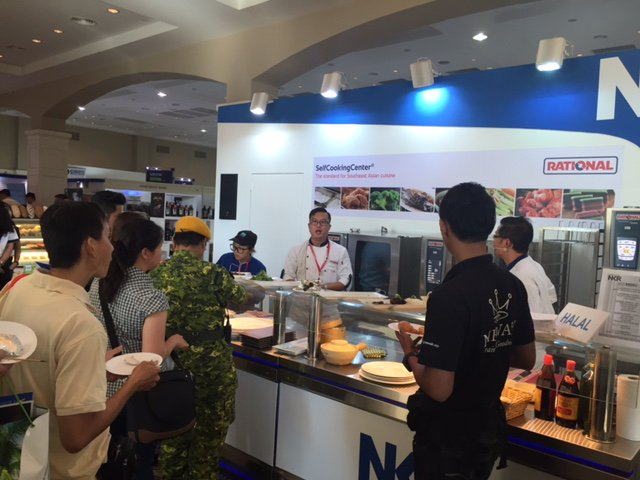 test Twitter Media - RT @RATIONAL_AG: #RATIONAL at Food & Hotel Penang, Malaysia 2016 https://t.co/Kg1uUU2bJE
