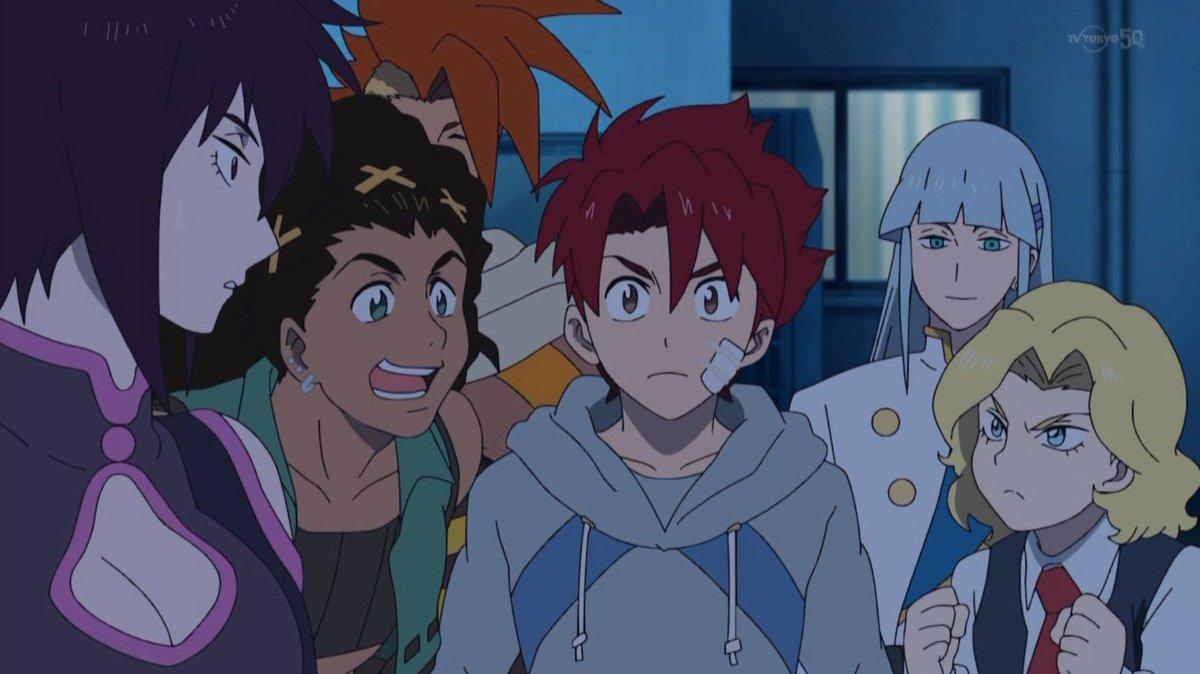 #記憶をリセットしてもう一度観たいアニメマジンボーンかな。話が進むにつれ、次の話の展開がどうなるのかと思い、一週間が待ち