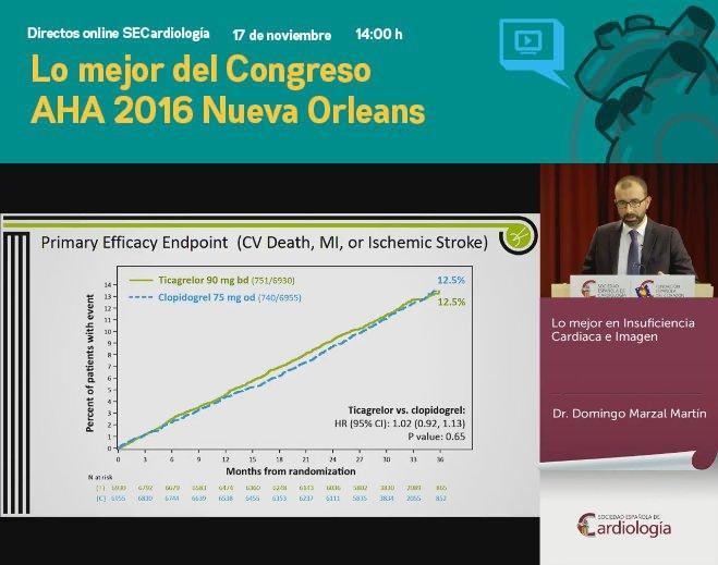 ".@domingomarzal: ""EUCLID: ticagrelor no fue superior a clopidogrel en reducción de eventos cardiovasculares en pacientes con PAD"" #postAHA16 https://t.co/KuB6UMgYdk"