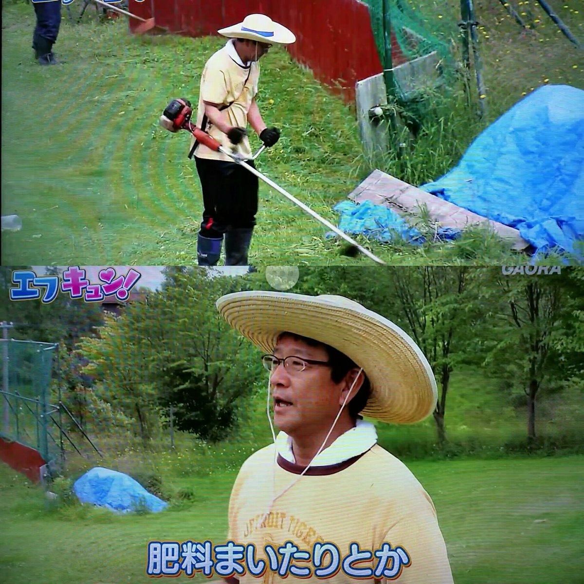 注・農家のおっさんではありません。日本プロ野球最高栄誉の賞、正力松太郎賞の2016年度受賞者です。