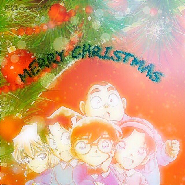 リクエストありがとうございました! 🌼💕少年探偵団クリスマスver.#とっこ加工#少年探偵団#rt