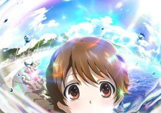 #記憶をリセットしてもう一度観たいアニメこれでしょ!伝説のアニメ!グラスリップ!!ε-(´∀`; )