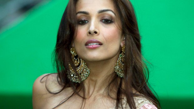 Bollywood actress tear gassed during botched Paris robbery