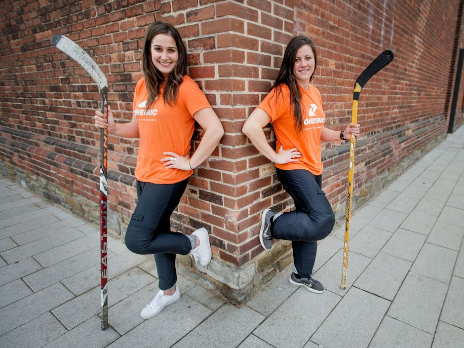 Why this hockey apparel maker was able to score a deal on Dragons' Den via