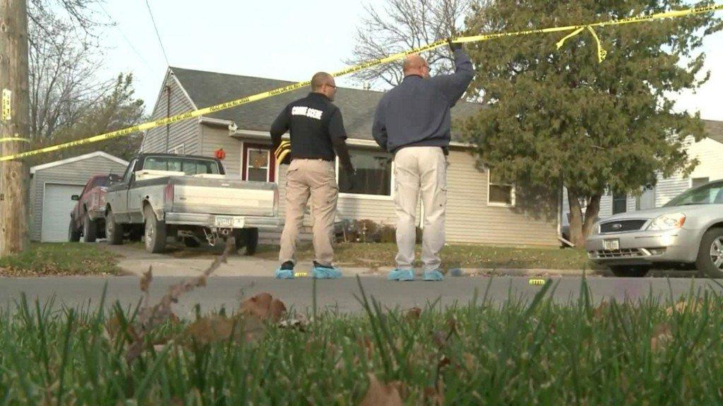 1 in custody in double homicide