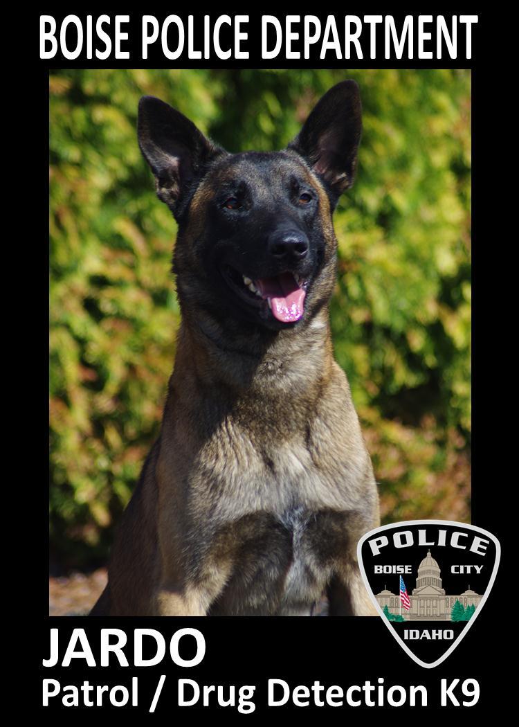 Sad update on Boise Police K-9 Jardo https://t.co/oKL5x7LoXl https://t.co/LkV8P82uxA