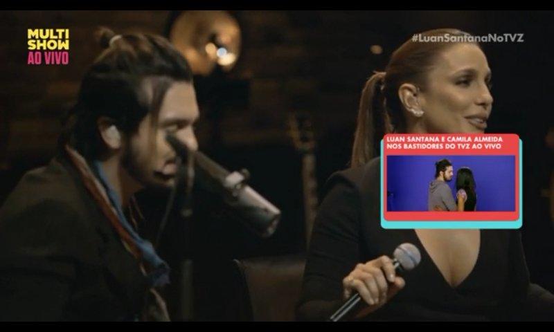 #LuanSantanaNoTVZ: Luan Santana No TVZ