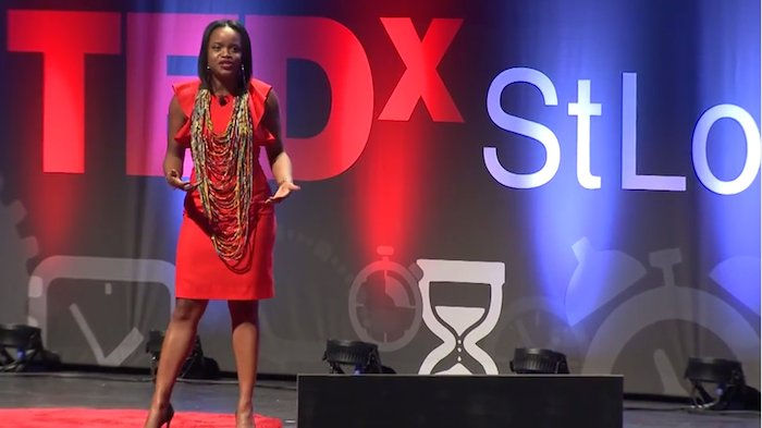 It's about time to value young women of color in leadership: https://t.co/5pUOwgGHdR @MsPackyetti @TEDxStlWomen https://t.co/EaA5AAkP7e