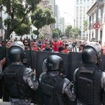Violent Protests in Rio as Lawmakers Discuss Austerity Bill