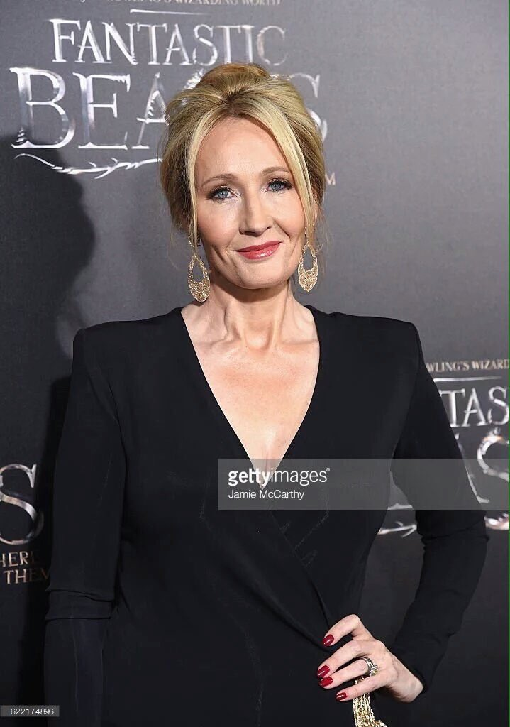 #ThankYouJkRowling: Thank You Jk Rowling