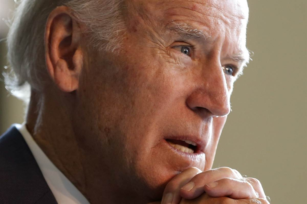 DNC Chair Joe Biden? Some Democrats hope to convince him to run