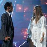 Lo, Marc Anthony sing duet at Latin Grammy Awards