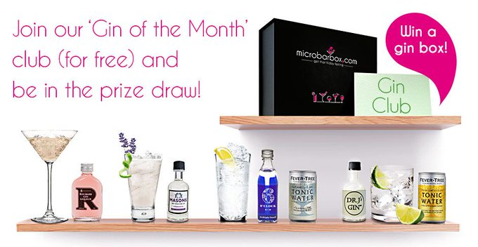 It's FreebieFriday enter here to win a Gin box: competition giveaway RT FridayFeeling