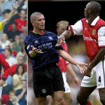 Manchester United and Arsenal's most ill-tempered clashes as Mourinho and Wenger prepare to renew rivalry