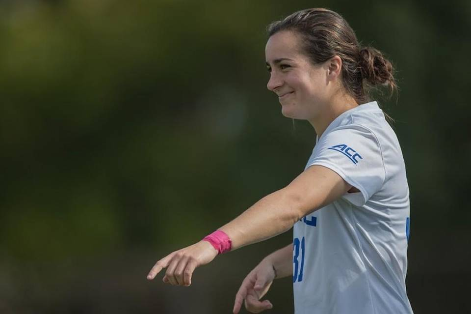 Duke soccer's Christina Gibbons learned to trust the process