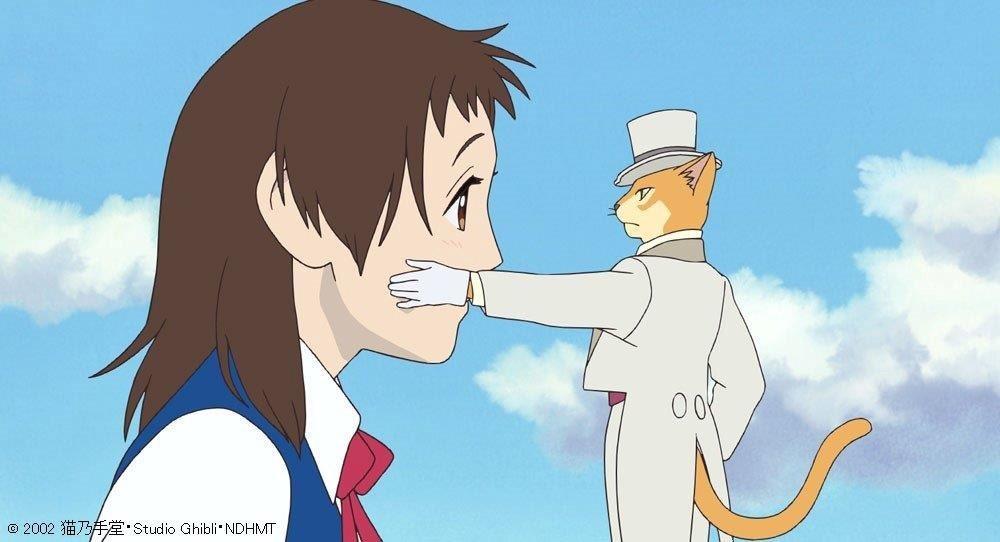 猫の恩返し なとる