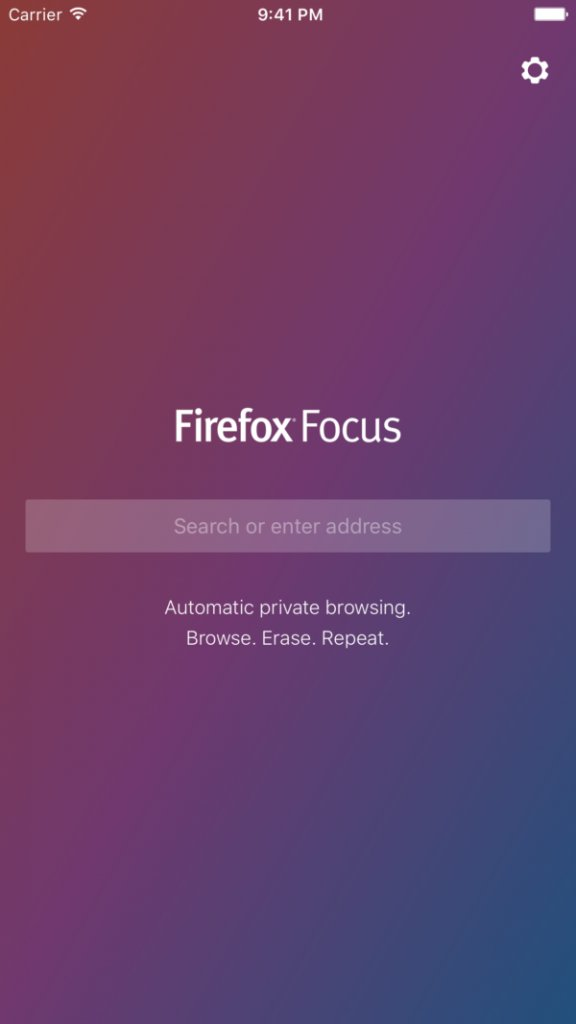 Firefox Focus iOS Browser Blocks Ads And Tracking By Default