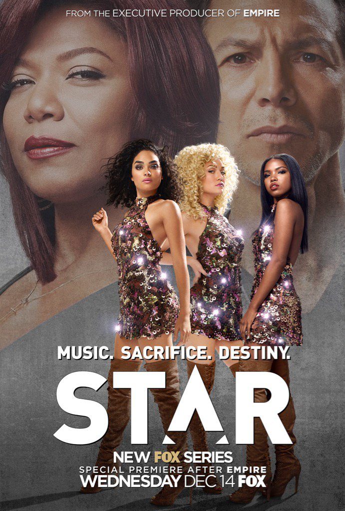 Getting closer to the world premiere of @staronfox! ❤️ RT if you're watching with me December 14th on FOX.  #STAR https://t.co/uVDTJlyZHi
