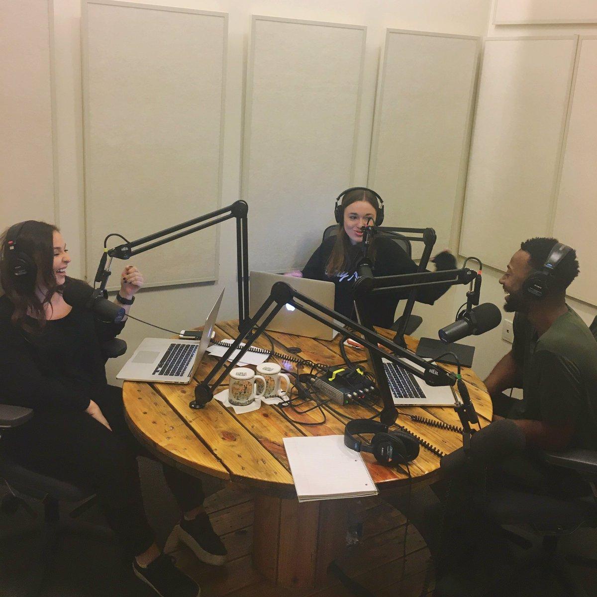 joined @Kaitiii & @mandaaabearr for the @MTVteenwolf podcast #TeamWolf today