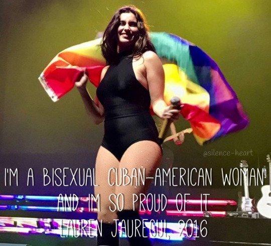#WeAreProudOfYouLauren: We Are Proud Of You Lauren