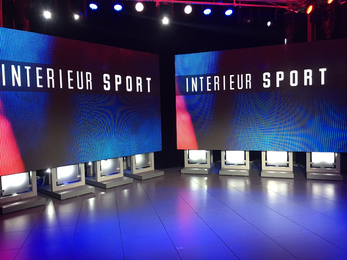 Interieur sport canal 28 images int 233 rieur sport for Canal plus interieur sport